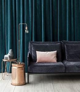 1001 conseils et idees comment adopter la couleur bleu for Parquet gris bleu