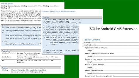 android gms sqlite android gms extension by marso gamemaker