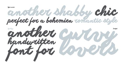 beautiful  calligraphy fonts  designers
