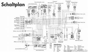 Schaltplan Cdi
