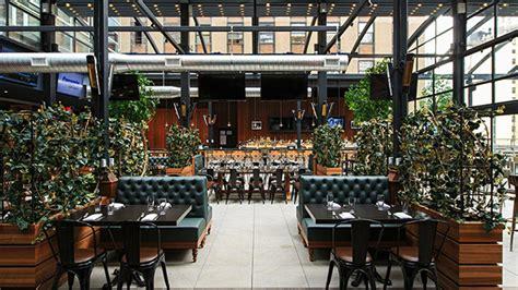 Restaurant Near Square Garden best bars restaurants near penn station square
