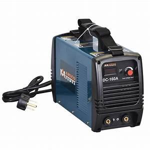 Amico Power Amico 160 Amp Stick Arc Dc Inverter Welder