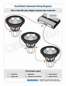 2 Ohm Subwoofer Wiring Diagram  2  Free Engine Image For