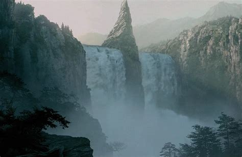 Falls Of Rauros The One Wiki To Rule Them All Fandom