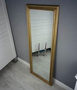 Spiegel Landhaus : spiegel gold landhaus 150x60cm holz wandspiegel barock ~ Pilothousefishingboats.com Haus und Dekorationen