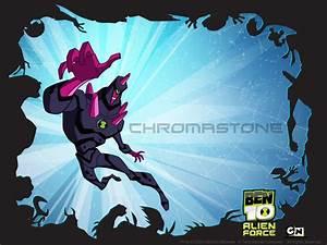 chromastone - Ben 10: Alien Force Wallpaper (8797126) - Fanpop