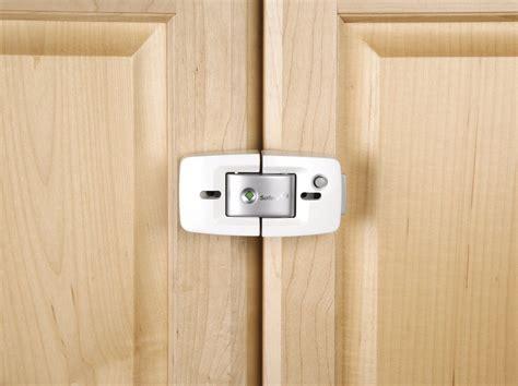 Kitchen Cupboard Door Child Locks by Safety 1st Prograde Cabinet Lock Best Price Babyproof