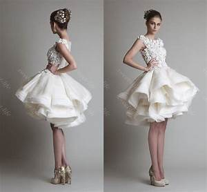 2015 vintage short ball gown wedding dresses krikor With short ball gown wedding dresses