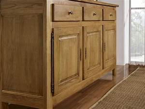 Buffet En Chene : buffet 3 portes 3 tiroirs en ch ne massif de style campagnard 1 seul disponible meuble en ~ Teatrodelosmanantiales.com Idées de Décoration