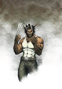 Wolverine by Michael Turner