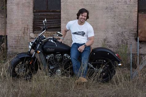 Wahlberg Indian Motorcycle by Prince William Visits Triumph To Pose On And Near Motorcycles