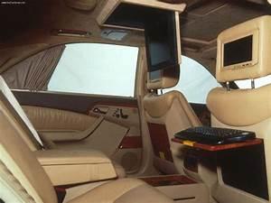 Brabus Mercedes-benz S-class  2003