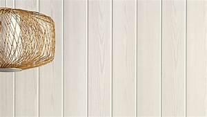 Papier Peint Imitation Lambris : poser ou r nover du lambris bois pvc pas cher c t maison ~ Melissatoandfro.com Idées de Décoration