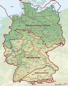 Deutschland Physische Karte : physische karte wikipedia ~ Watch28wear.com Haus und Dekorationen