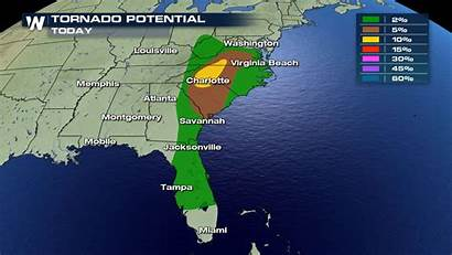 Weather Severe Sunday Update Forecast Tornado Weathernationtv