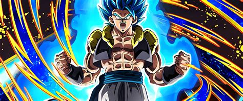 gogeta super saiyan blue dragon ball super broly