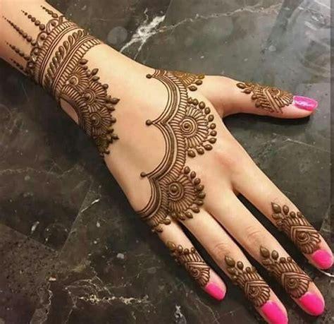 alluring mehndi designs  raksha bandhan styles  life