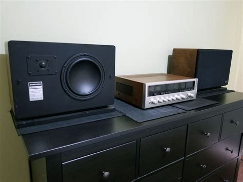 Bedroom Stereo by Guest Bedroom Stereo System Showcase Your System Build