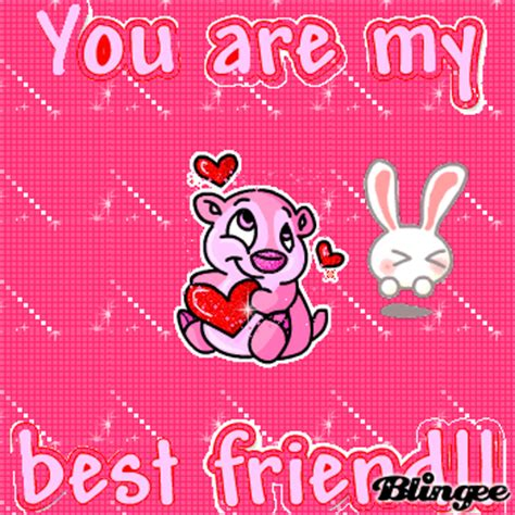 yunni pooh you are my best friend forever