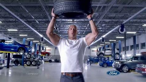 ford big tire event tv commercial  strong