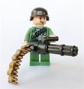 LEGO Army Soldiers