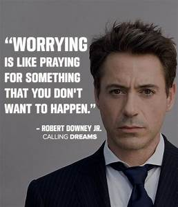 30 Awesome Robe... Robert D Jr Quotes