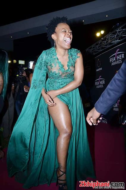 10 Latest Pictures Of No Pntie Zodwa Wabantu Showing Pun