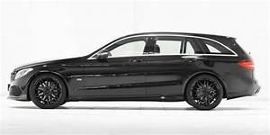 Mercedes Classe C Noir : mercedes classe c estate par brabus actualit automobile motorlegend ~ Dallasstarsshop.com Idées de Décoration
