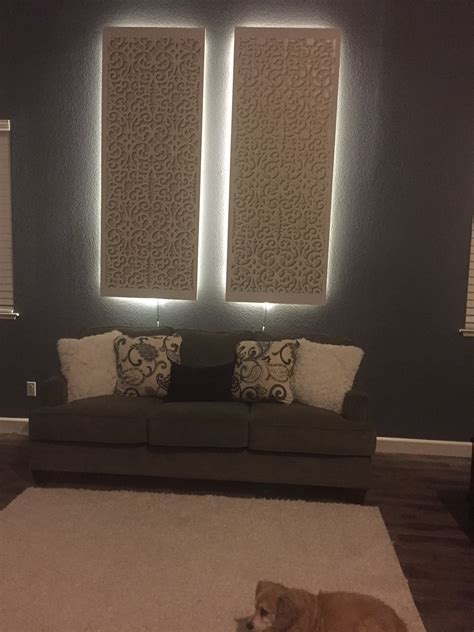 lighted wall panels smart diy solutions