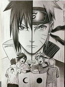 Amazing Naruto drawing From Instagram | Naruto is BAE ...