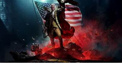 George Washington Xbox Robot Badass Duty Call