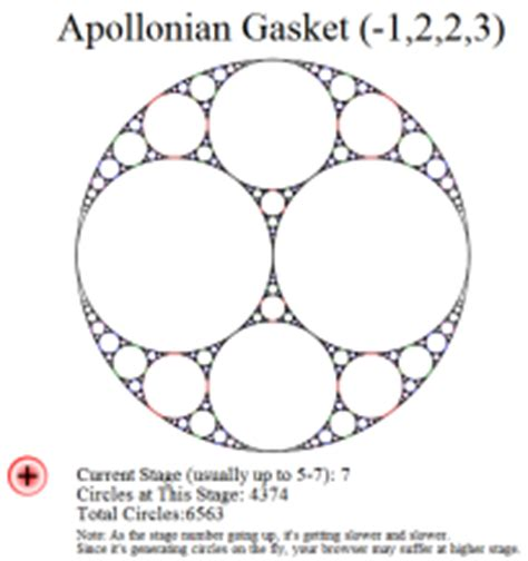 When it comes to animation, svg and gsap go together like peanut butter and jelly. SVG Animations: SVG Animation Example: Apollonian Gasket ...