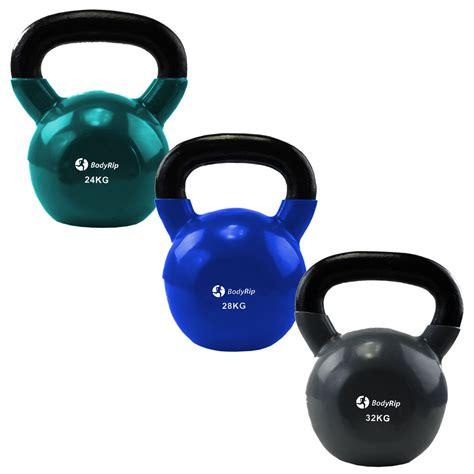 kettlebell kettle weights bell gym workout fitness iron exercise cast kettlebells training