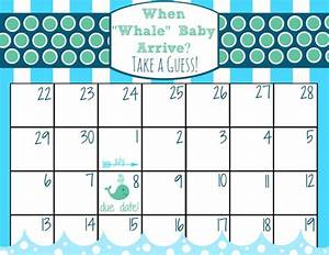 search results for free baby due date guessing template With baby pool calendar template