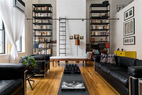 flatiron loft   art studio office library