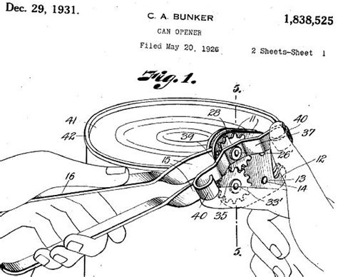 Multi Tool Component Diagram by Don T Lose A Finger The 200 Year Evolution Of The Can