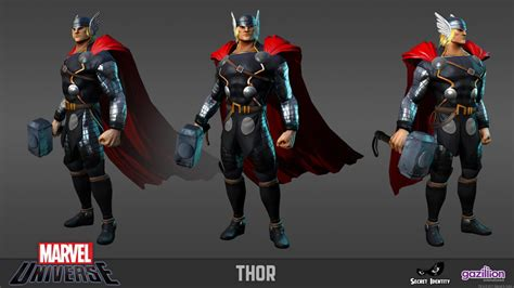 marvel universe  character images thor