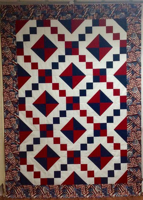 Jewel Box Quilt Pattern
