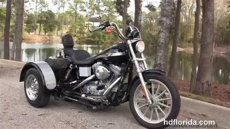 Used Harley Davidson Trike Three Wheeler For Sale