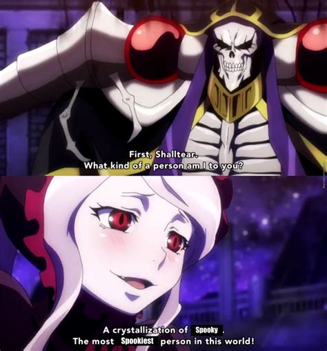 Overlord Memes - tfw when you have 2 beautiful woman at your side but you re skeleton overlord by froggo meme