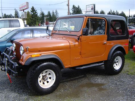 Jeep Cj  Review And Photos