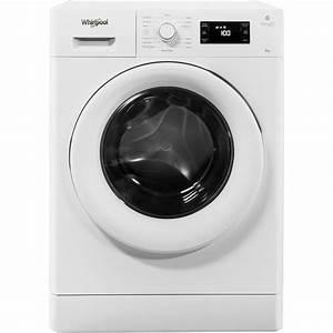 Whirlpool Freshcare Fwg81496w Washing Machine In White