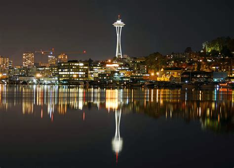 needle seattle space reflection superb