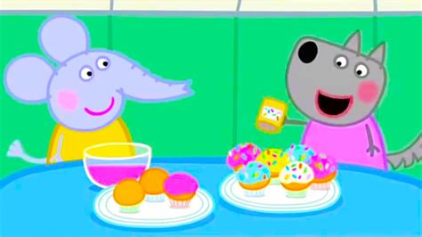 Peppa Pig English Episodes New Compilation 2016 #95