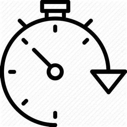 Countdown Stopwatch Clipart Clock Timer Icon Transparent