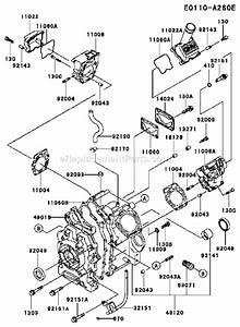 Kawasaki Fb460v Engine Diagram