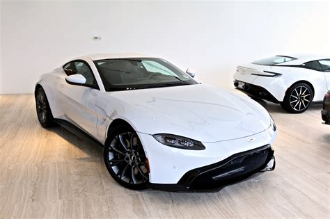 2019 Aston Martin Vantage For Sale 2019 aston martin vantage stock 9nn00180 for sale near