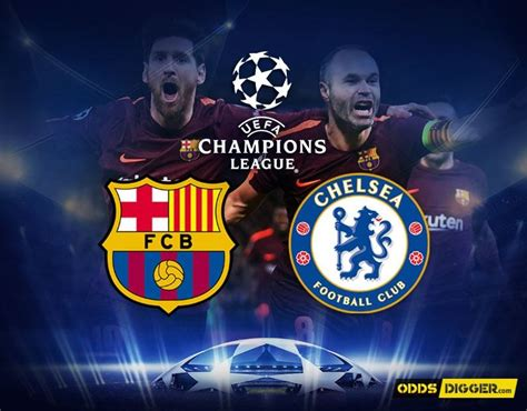 Chelsea 1-1 Barcelona Video Highlights | TOTAL SPORTEK