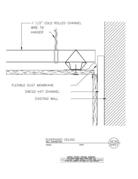 USG Design Studio | 09 21 16.63.335 Light Steel Framing