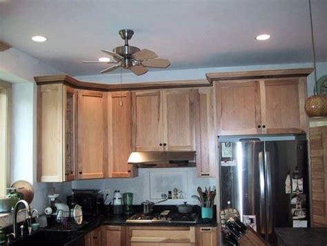 custom hickory kitchen cabinets
